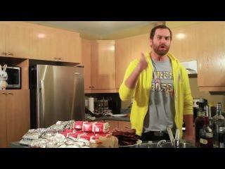 Лазанья из Фаст-Фуда — охрененная закусь